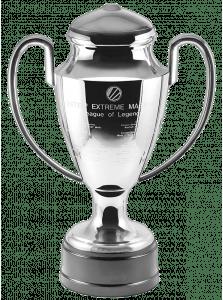 Intel Extreme Masters Trophy (925er Sterlingsilber Modell Nr. 16161 / 85)